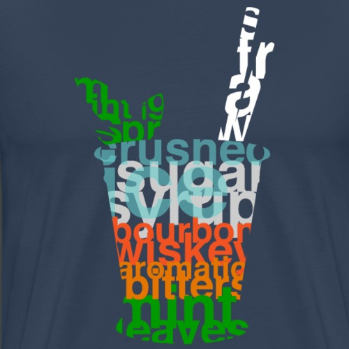 Mixographik - Mint Julep - T-shirt Premium Homme