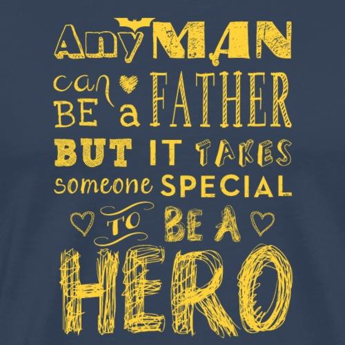 Hero - T-shirt Premium Homme