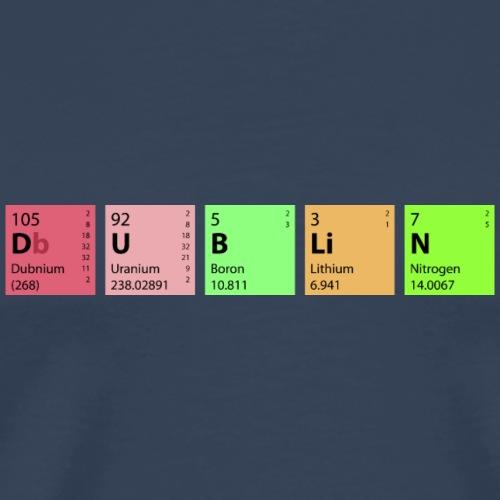 Dublin Chemie - Männer Premium T-Shirt