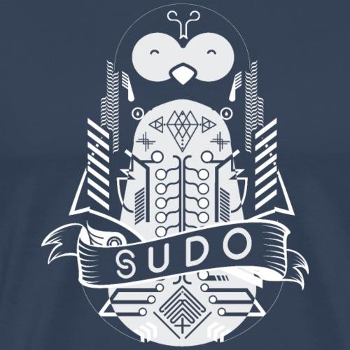 sudo befehl - Männer Premium T-Shirt