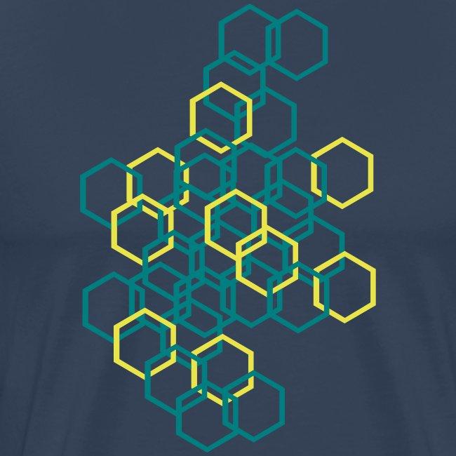 Hexagon Muster
