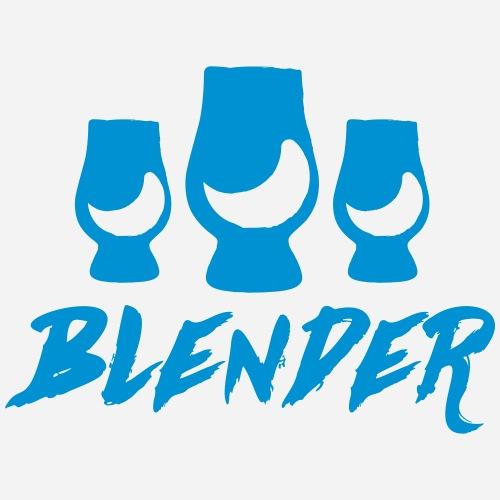 Blender - Blended Whisky - Männer Premium T-Shirt