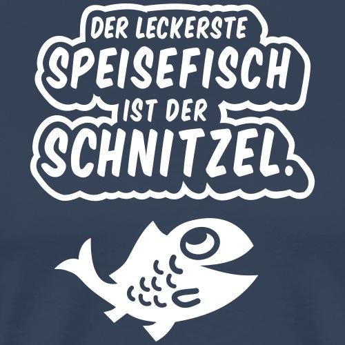 Lecker Fisch - das Original - Männer Premium T-Shirt