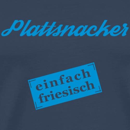 Plattsnacker Sonstige - Männer Premium T-Shirt