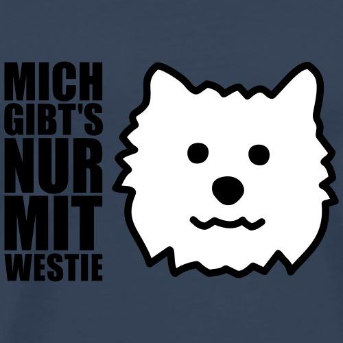 West Highland White Terrier - Männer Premium T-Shirt