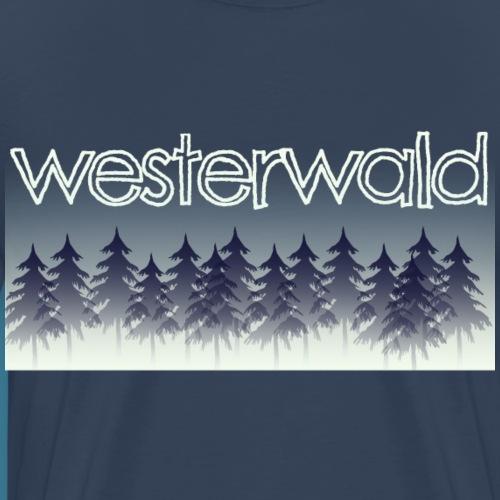 Mystischer Westerwald. - Männer Premium T-Shirt
