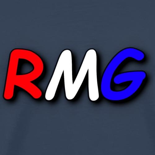 Red Munchkin Logo - Men's Premium T-Shirt