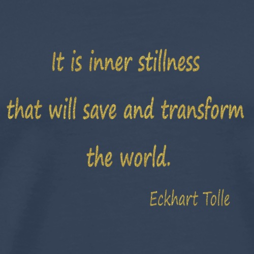 Inner Stillness - Men's Premium T-Shirt