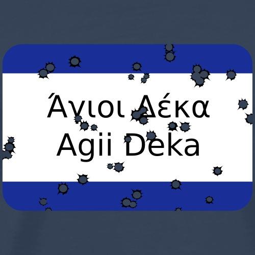 mg agii deka - Männer Premium T-Shirt