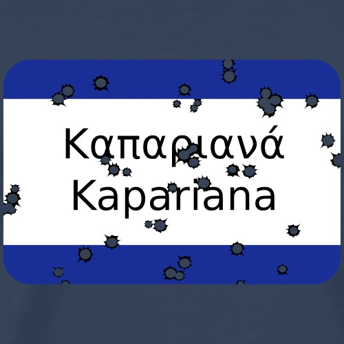 mg kapariana - Männer Premium T-Shirt