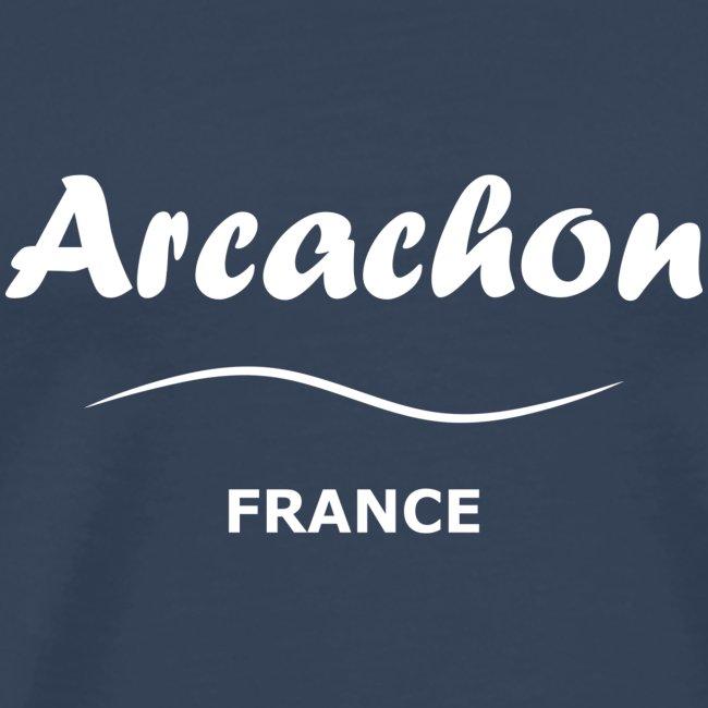 Arcachon, blanc