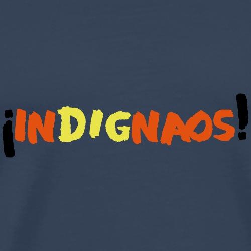 indignaos! - Männer Premium T-Shirt