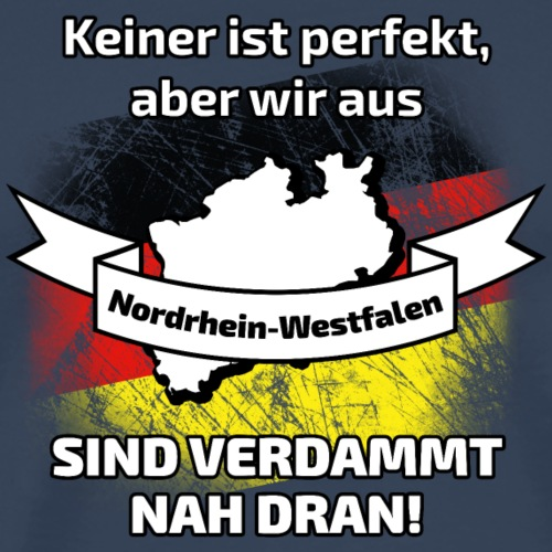 Nordrhein-Westfalen - Männer Premium T-Shirt