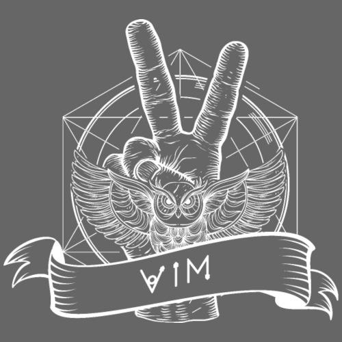 vim editor - Männer Premium T-Shirt