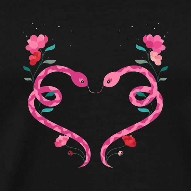Coeur de serpents