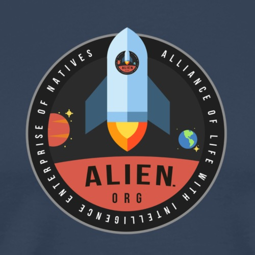 Alien-Org - Men's Premium T-Shirt