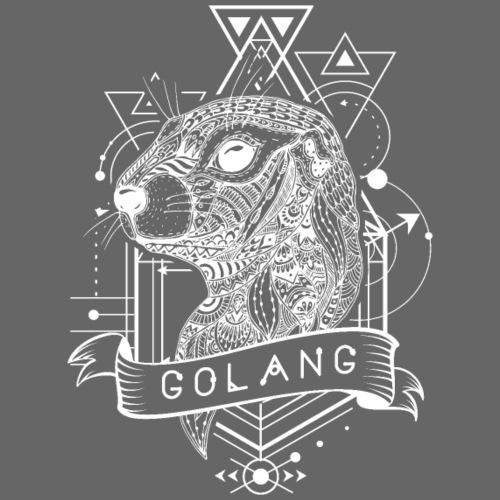golang go Programmiersprache - Männer Premium T-Shirt