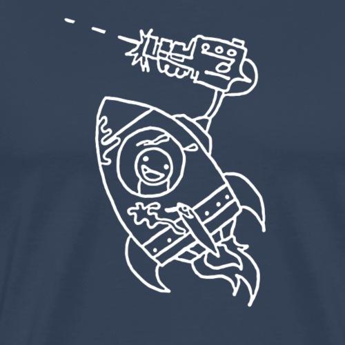 Sci-Fi in a Nutshell - Männer Premium T-Shirt