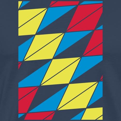 triangle_2 - Männer Premium T-Shirt