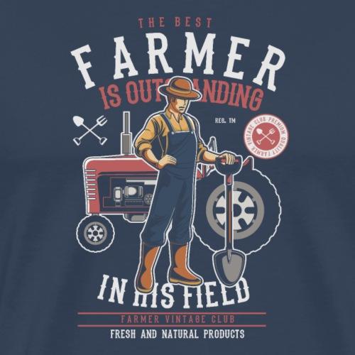 Agriculteur - T-shirt Premium Homme