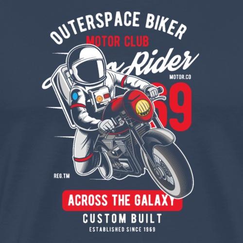 Espace motard - T-shirt Premium Homme