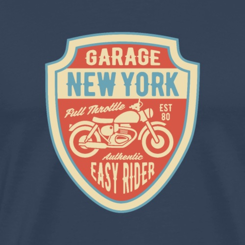 Garage New York - T-shirt Premium Homme