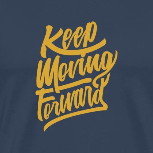 Weitermachen - Männer Premium T-Shirt