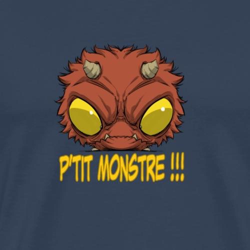 P'tit Monstre - T-shirt Premium Homme