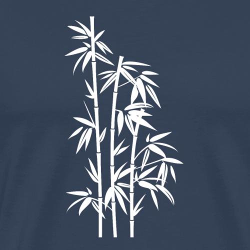 Bianco Dafne 01 - Maglietta Premium da uomo