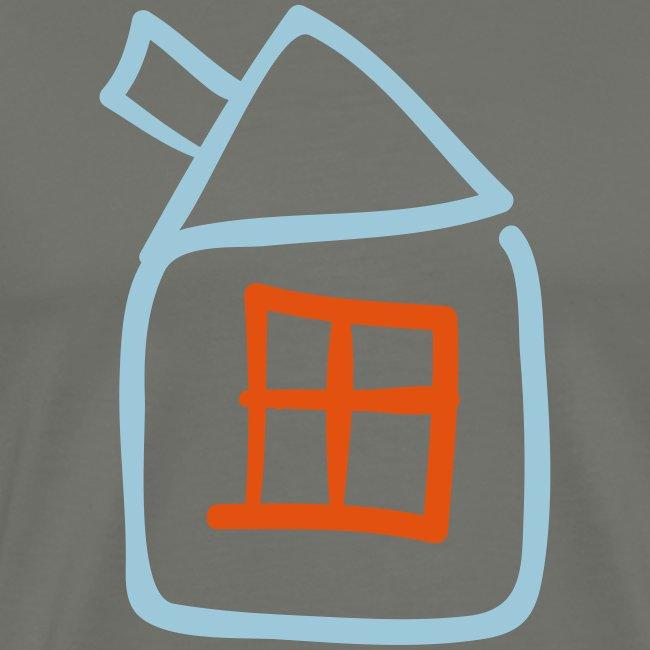 House Outline Pixellamb