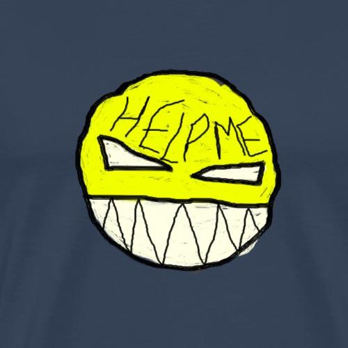 help me - Men's Premium T-Shirt