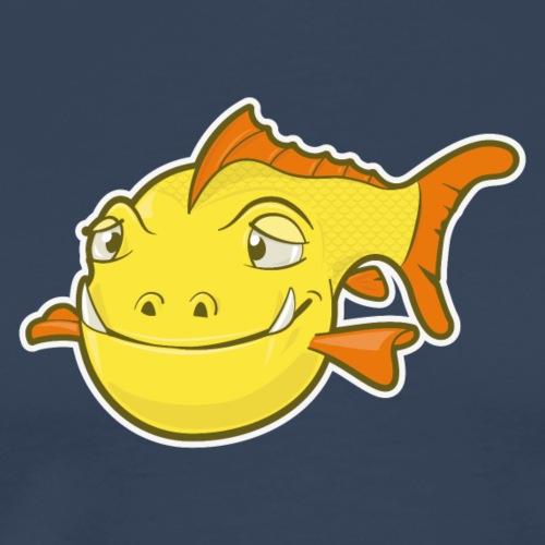 Happy Fish - Men's Premium T-Shirt