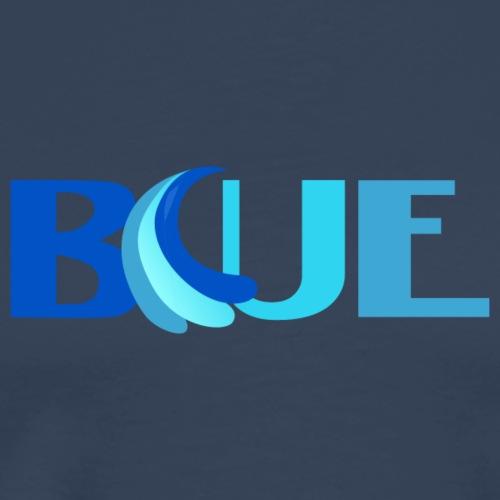 blue - Männer Premium T-Shirt