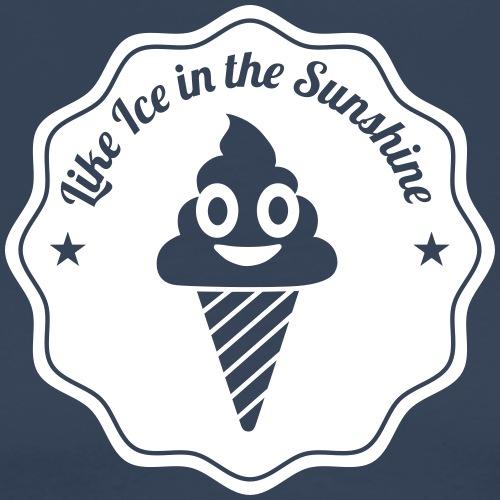 Like Ice in the Sunshine ©mfluxmusic - Männer Premium T-Shirt