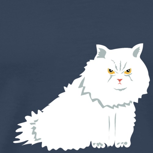 Grumpy cat - T-shirt Premium Homme