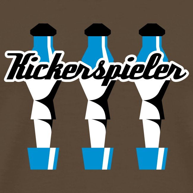 Original Kickerspieler - Kickershirt