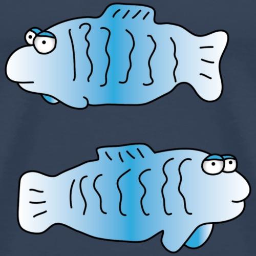 Fische - Männer Premium T-Shirt