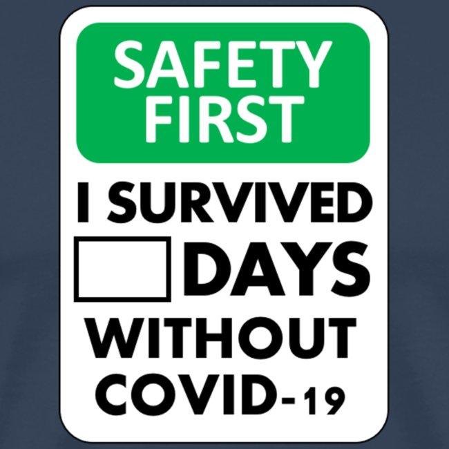 La sécurité d'abord sans Covid-19