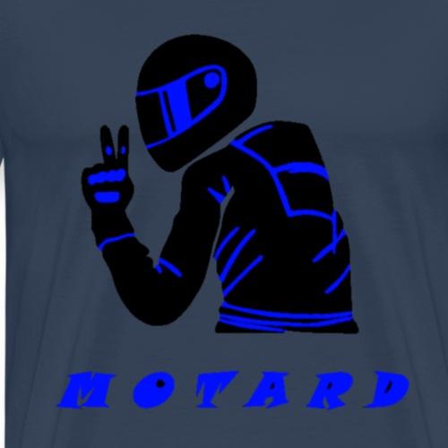 Motard - T-shirt Premium Homme