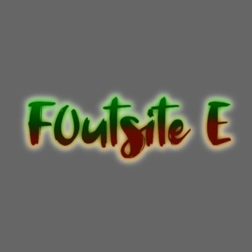 F0utsite E (HALLOWEEN Edition) - Premium-T-shirt herr