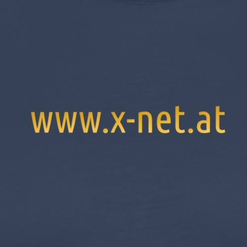 Url orange - Männer Premium T-Shirt