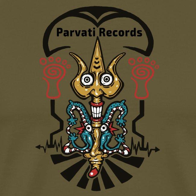Parvati Records trishul