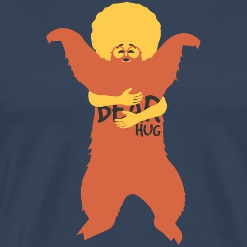 The Bear Hug - Men's Premium T-Shirt