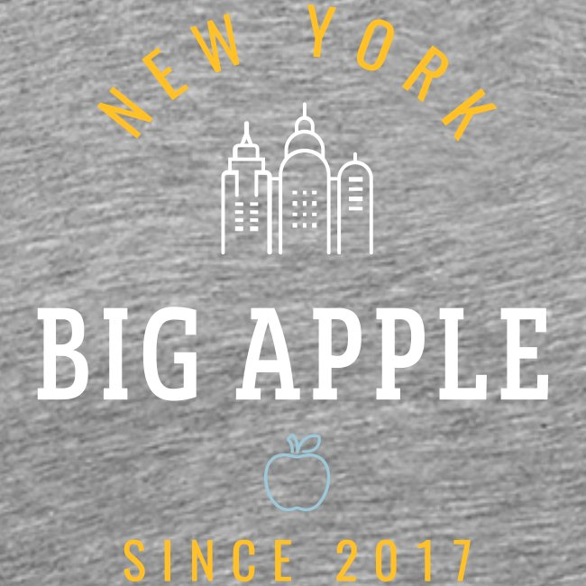 NEW YORK - BIG APPLE