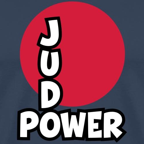 JudoPower Logo Pur - Männer Premium T-Shirt