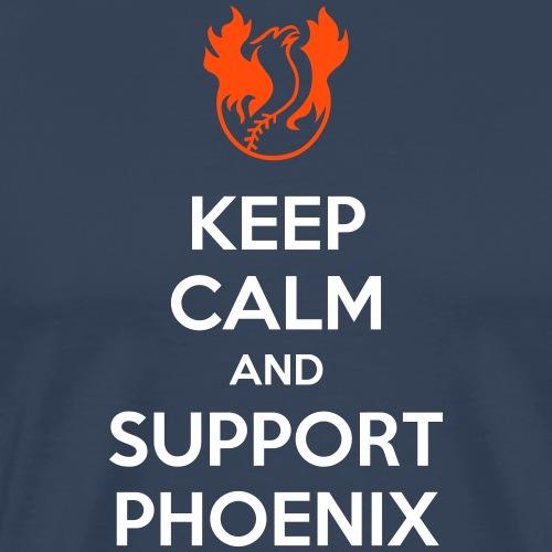 Keep Calm Phoenix MSG - T-shirt Premium Homme