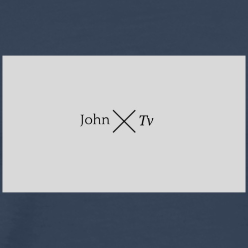 john tv - Men's Premium T-Shirt