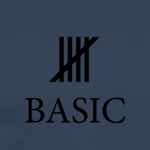 5th BSC Logo - Men's Premium T-Shirt