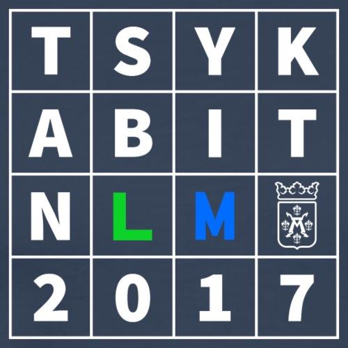 TSYK ABIT NoLu LuLu MeLu - Miesten premium t-paita