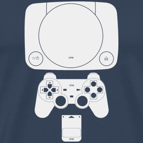 PS ONE Classic Console Design